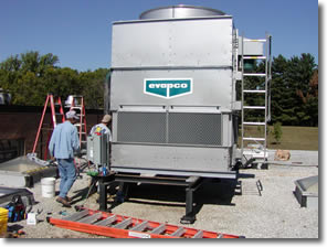 M&M Welding & Fabricators - Cooling Tower Service