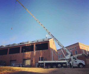 M&M Crane and Heavy Equipment