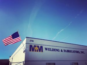 M&M Welding and Fabricators