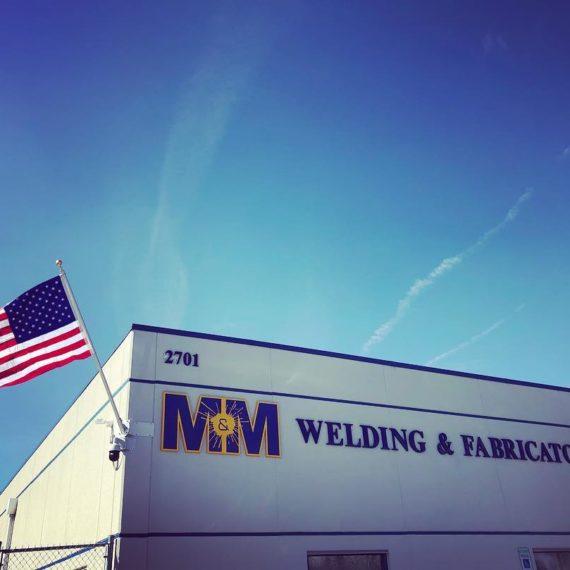 M&M Welding and Fabricators