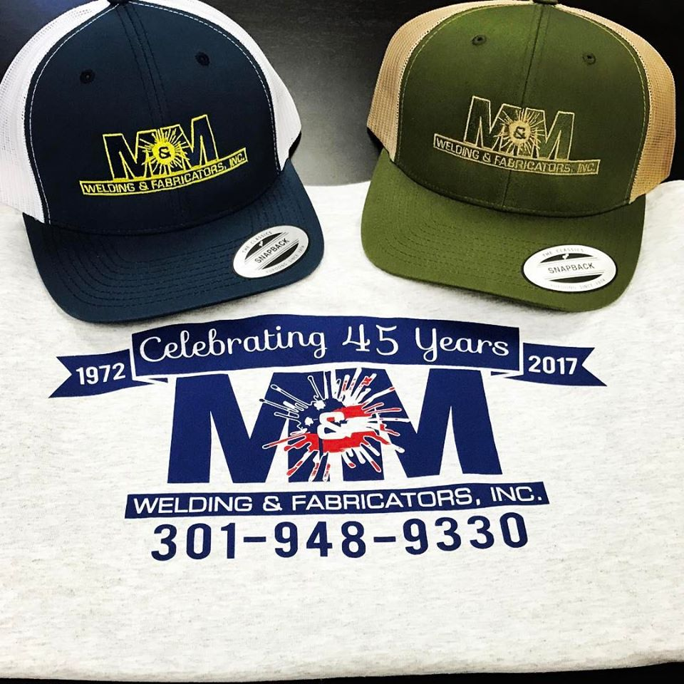 M&M welding and fabricators celebrating over 45 years